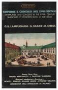 Giovanni Battista Lampugnani / Giulini - Symphonie And Concerts In The XVIII th Century