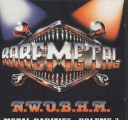 Girlschool / Jaguar / Static a.o. - N.W.O.B.H.M. - Metal Rarities Volume 3