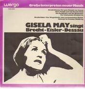 Gisela May - singt Brecht/Eisler/Dessau