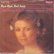 Gitte - Bye-Bye, Bel Ami