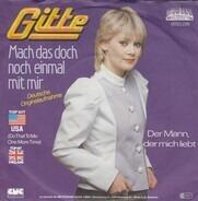 Gitte Hænning - Mach Das Doch Noch Einmal Mit Mir