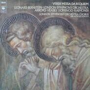 Giuseppe Verdi / Leonard Bernstein, The London Symphony Orchestra, Martina Arroyo,Josephine Veasey - Messa da Requiem