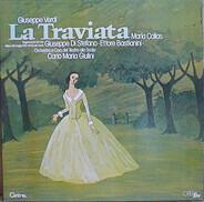 Giuseppe Verdi - Maria Callas , Giuseppe di Stefano , Ettore Bastianini , Carlo Maria Giulini , Orc - La Traviata