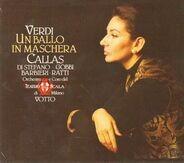 Giuseppe Verdi - Maria Callas , Giuseppe di Stefano , Tito Gobbi , Fedora Barbieri , Eugenia Ratti - Un Ballo In Maschera
