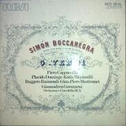 Giuseppe Verdi - Piero Cappuccilli , Placido Domingo , Katia Ricciarelli , Ruggero Raimondi , Gian - Simon Boccanegra