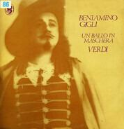 Verdi - Beniamino Gigli - Un Ballo In Maschera