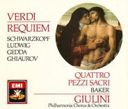 Giuseppe Verdi - Requiem / Quattro Pezzi Sacri