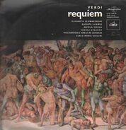 Giuseppe Verdi , Philharmonia Orchestra , Philharmonia Chorus , Carlo Maria Giulini - Requiem