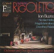 Giuseppe Verdi - Rigoletto Szenen Und Arien (Ion Buzea, Jean Babescu)
