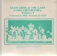 Glen Gray - Vol. 9 - February 2, 1938 - January 27, 1939