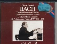 Glenn Gould - Bach : The Well-Tempered Clavier