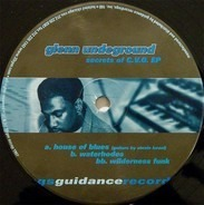 Glenn Underground - Secrets Of C.V.O. EP