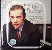 Beethoven (Fleisher, Szell) - die fünf klavierkonzerte