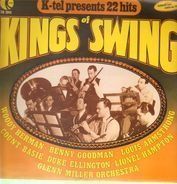 Glenn Miller Orchestra, Charlie Barnet Orch., Louis Armstrong a.o. - Kings Of Swing
