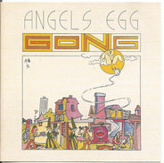 Gong - Angel's Egg (Radio Gnome Invisible Part II)