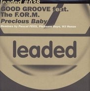 Good Groove - Precious baby (feat. The F.OR.M, Remixes) (Vinyl Single)