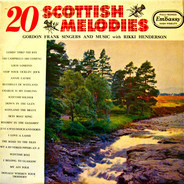 Gordon Franks Singers And Players With Rikki Henderson - 20 Scottish Melodies