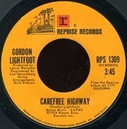 Gordon Lightfoot - Carefree Highway / Seven Island Suite