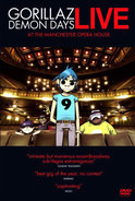 Gorillaz - Demon Days Live At The Manchester Opera House