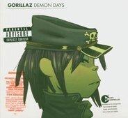 Gorillaz - Demon Days-Ltd-CD & DVD