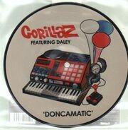 Gorillaz - Doncamatic / Empire Ants