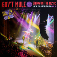 Gov't Mule - Bring On The Music Vol.3