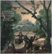Goyescas, Aldo Ciccolini (Piano) - Enrique Granados