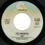 GQ - Try Smurfin'