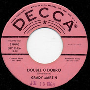 Grady Martin - Double O Dobro / The Last Letter