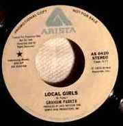 Graham Parker And The Rumour - Local Girls