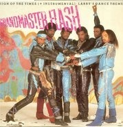 Grandmaster Flash - sign of the times