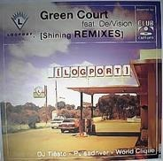 Green Court Feat. De/Vision - Bedside manners are extra