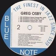 Greg Osby - Mr. Gutterman