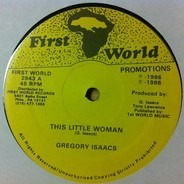 Gregory Isaacs - This Little Woman