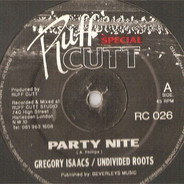 Gregory Isaacs / Undivided Roots - Party Nite