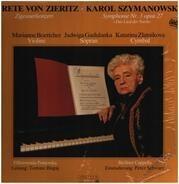 Grete von Zieritz - Karol Szymanowski - Zigeunerkonzert - Symphonie Nr.3 op.27