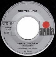 Greyhound - Black and White