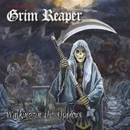 Grim Reaper - Walking In The Shadows (white/Red Vinyl)