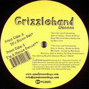 Grizzlehand - It's Disco Dub / I'm A Hansa Dansa