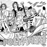 Group 1850 - Polyandri