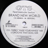 GTS Feat. Melodie Sexton - Brand New World