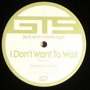 GTS Featuring Arvin Homa Aya - I Don't Want To Wait