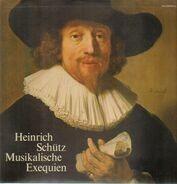 Günter Graulich, Motettenchor Stuttgart u.a. / Heinrich Schütz - Musikalische Exequien