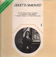 Gulietta Simionato - Gluck, Donizetti, Bellini, Verdi