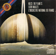 Gustav Holst , Orchestre National De France , Lorin Maazel - The Planets