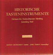 Gustav Leonhardt & Jörg Demus - Historische Tasteninstrumente