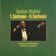Mahler - 1. &  9. Sinfonie, Tschechische Philh, Ancerl