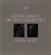 Gustav Mahler/Georg Solti, London Symphony Orchestra, Chicago Symphony Orchestra - Die Neun Symphonien
