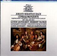 Gustav Leonhardt / Herbert Tachezi - Bach: Harpsichord concertos Vol. 2 BWV 1053-1056