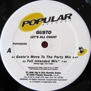 Gusto - Let's All Chant